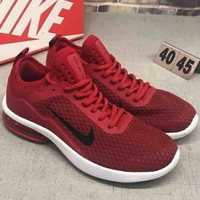 NIKE AIR MAX KANTARA Half Palm Cushion Comfort Shock Absorbing Sports Running Shoes F-CSXY red