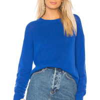 360CASHMERE Oumie Sweater in Royal