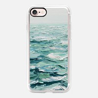 Minty Sea iPhone 7 Case by Ann Marie Coolick | Casetify