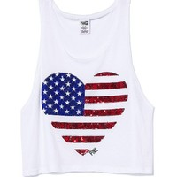 4th of July Muscle Tank
