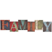 Family Collage Art