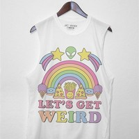 lets get weird muscle top