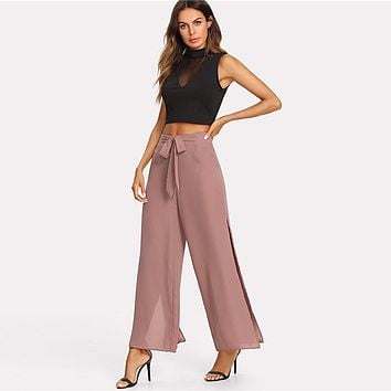 SIDE PARTY PANTS