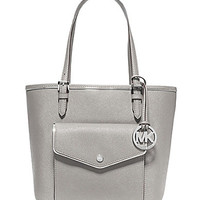 MICHAEL Michael Kors Jet Set Specchio Medium Pocket Tote