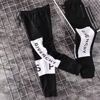 Givenchy  Men leggings Movement trousers