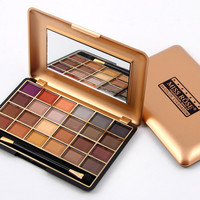 Miss Rose Stylish Professional 24 Color Matte/Pearl Eye Shadow Make-up Palette [10937929999]