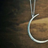 Seeing The Dark Side of the Moon Necklace Large by SoulPeaces