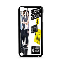 5SOS art Ipod Touch 5 Case
