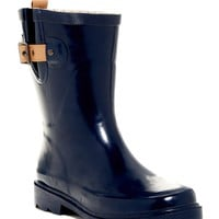 Chooka | Top Solid Mid Waterproof Rain Boot | Nordstrom Rack