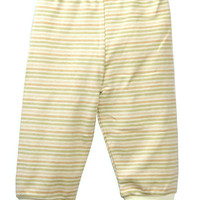 Knitted Stripe Pants - Mix Stripes