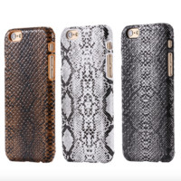 Sexy Snake Skin Phone Case for Apple iPhone 6 / 6S