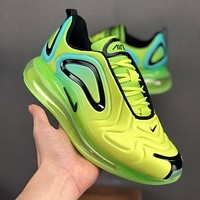 "Nike Air Max 720 ""Volt"" Men Running Shoes - Best Deal Online"