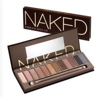Urban Decay Naked Eyeshadow Palettes