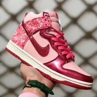 Nike Dunk SB Women Fashion Breathable Sneakers Sport Shoes