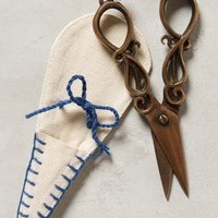 Tailoress Scissors by Anthropologie in Brass Size: One Size House & Home