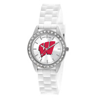Wisconsin Badgers NCAA Women's Frost Series Watch