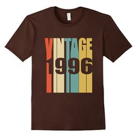 Retro Vintage 1996 T-Shirt 21 yrs old Bday 21st Birthday Tee