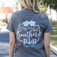 Southern Darlin Collection: Bless This Hot Southern Mess