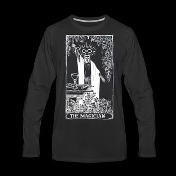 The Magician Men's Premium Long Sleeve T-Shirt