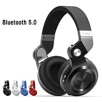Original Bluedio T2S bluetooth headphones with microphone wireless headset