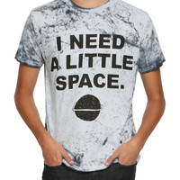 A Little Space Acid Wash T-Shirt