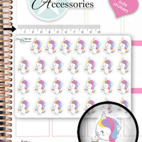 Coffe Stickers Coffee To Go Stickers Unicorn Stickers Kawaii Stickers Planner Stickers Cute Stickers Erin Condren Functional Stickers NR1580