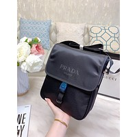 prada women leather shoulder bag satchel tote bag handbag shopping leather tote crossbody satchel shouder bag 26