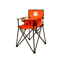 Clemson Tigers NCAA Ultimate Travel Child High Chair