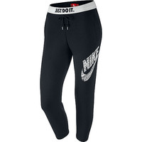 Nike Women's Rally Logo Capris