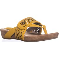 GB35 Releigh Sandals, Sunshine, 7.5 US