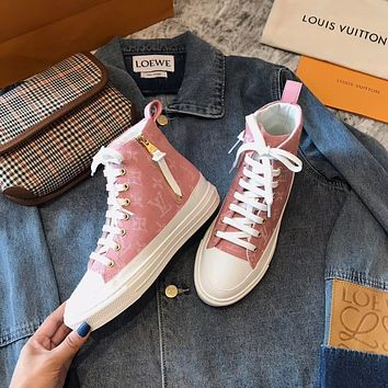 Louis Vuitton LV STELLAR SNEAKER BOOT