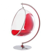 Eero Aarnio Style Bubble Chair