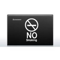 No Smoking Automobile Car Window Decal Tablet PC Sticker Automobile Window Wall Laptop Notebook Etc. Any Smooth Surface