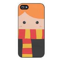 ron weasley chibi case for iphone 5 5s