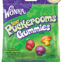 Wonka Puckeroom Gummies, 6.5-Ounce Packages (Pack of 12)