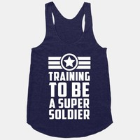 Training to be a Super Soldier