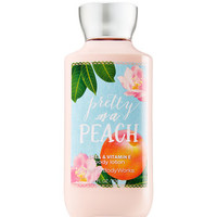 Pretty as a Peach Body Lotion - Signature Collection | Bath And Body Works