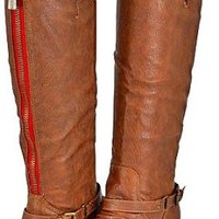 Breckelles Outlaw-81 Tan Women Casual Boots,Outlaw-81v2.0 Tan 10