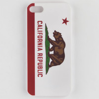 California Bear Iphone 5/5S Case White One Size For Men 25188215001