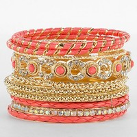 BKE Bright Bangle Bracelet Set - Women's Accessories | Buckle
