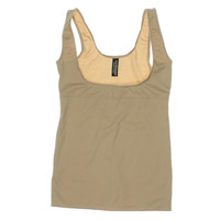 Nancy Ganz Womens Firm Control Open-Bust Shaping Camisole