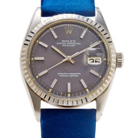 CMT Fine Watch and Jewelry Advisors 1971 Role Datejust 1603 Multi