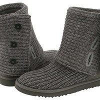 Classic Cardy Women's Ugg Boots Grey Cheap Women's 5819 Classic Cardy UGG Grey Boots [5819-GREY] - $99.00 : UGG Womens & Mens Boots/Footwear/Shoes, Sandals/Slippers UK Online Shop - Buy Genuine UGG Boots!, UGG Boots UK - UGG Australia Classic Tall and Shor