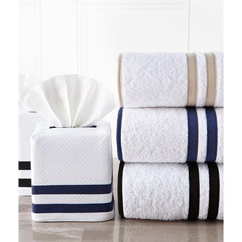 Kensington II Tissue Box Covers by Legacy Home