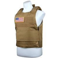 Tactical Navy Seal Plate Carrier Vest US Army Navy Seal Style Body Armor Vest