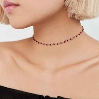 Libby Stone Choker Necklace
