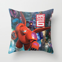 Big Hero 6  Throw Pillow by Store2u