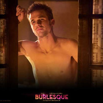 Burlesque 11x14 Movie Poster (2010)