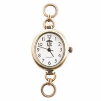 CLOSEOUT - Watch Pendant - Brass - Lenny & Eva