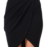 Wrapped Around My Finger Skirt